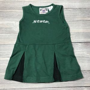 Other - Michigan State Cheer Dress